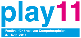 Logo der play 11