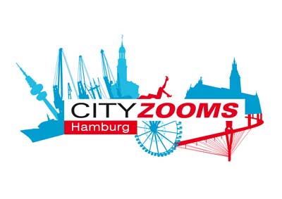 Logo CITYZOOMS Hamburg 2008