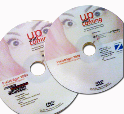2 DVDs für up-and-coming 09
