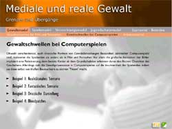 Screenshot aus der Begeleit CD-ROM